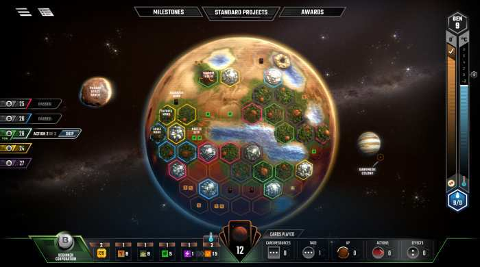 Terraforming Mars Game Free Download Torrent