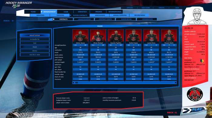 Hockey Manager 2020 Game Free Download Torrent