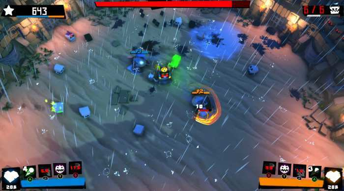 Cubers Arena Game Free Download Torrent