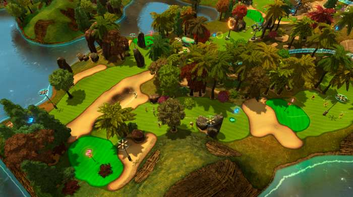 GolfTopia Game Free Download Torrent
