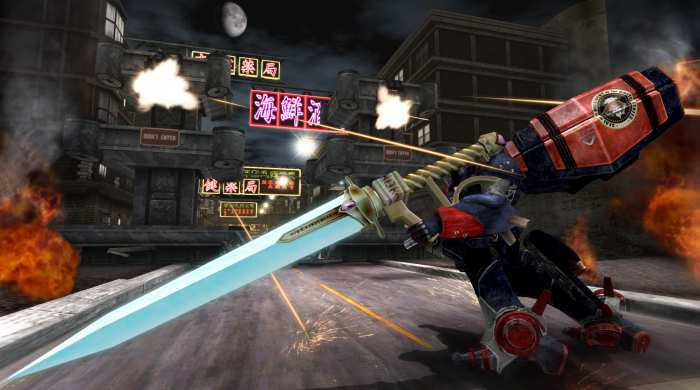 Metal Wolf Chaos XD Game Free Download Torrent