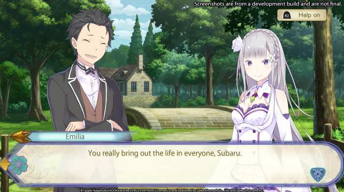 ReZERO Starting Life in Another World The Prophecy of the Throne Game Free Download Torrent