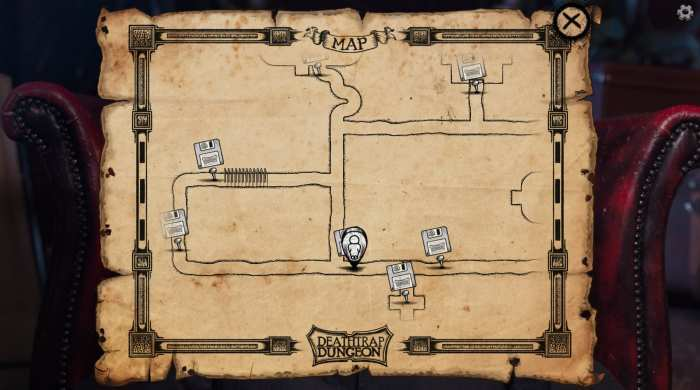 Deathtrap Dungeon The Interactive Video Adventure Game Free Download Torrent