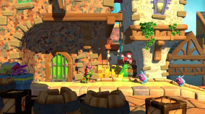 Yooka-Laylee and the Impossible Lair Game Free Download Torrent