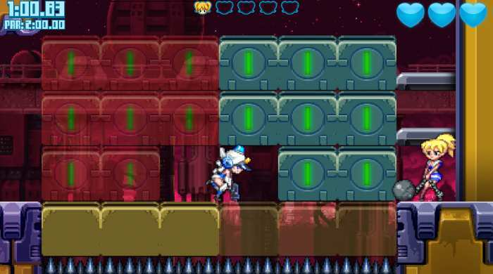 Mighty Switch Force Collection Game Free Download Torrent