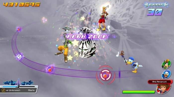 KINGDOM HEARTS Melody of Memory Game Free Download Torrent