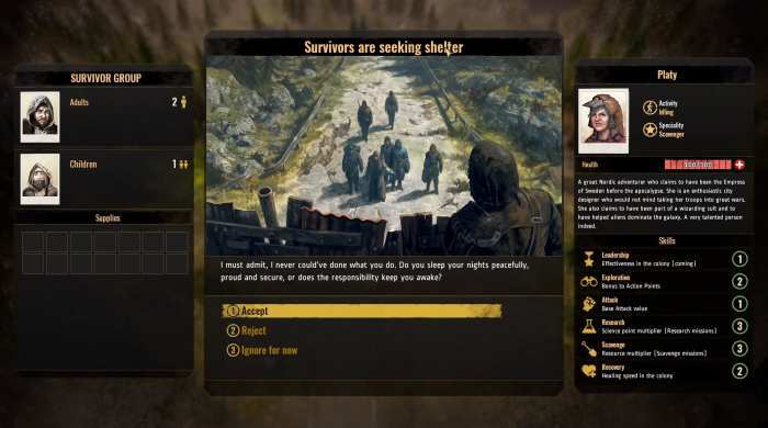 Surviving the Aftermath Game Free Download Torrent