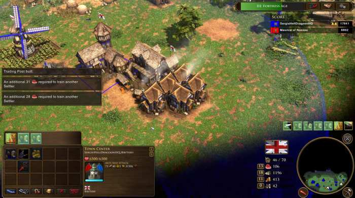 Age of Empires 3 Game Free Download Torrent