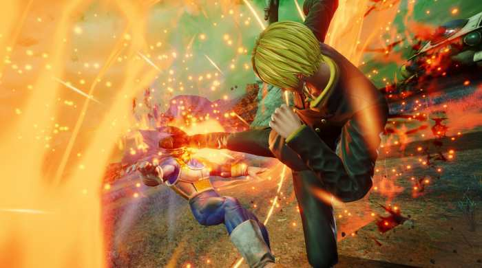 JUMP Force Game Free Download Torrent
