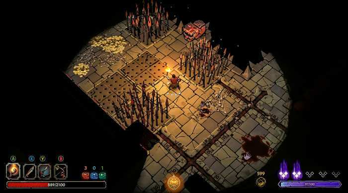 Curse of the Dead Gods Game Free Download Torrent
