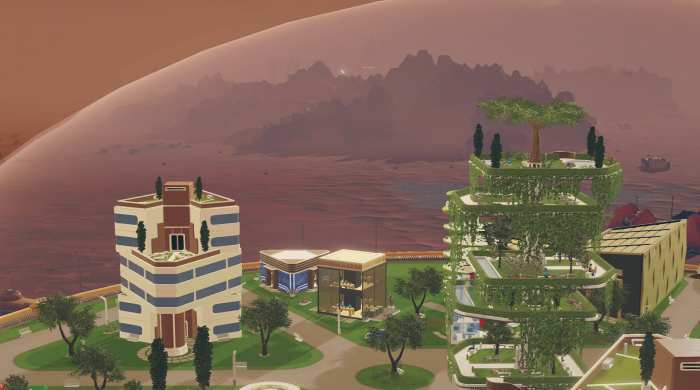 Surviving Mars Game Free Download Torrent