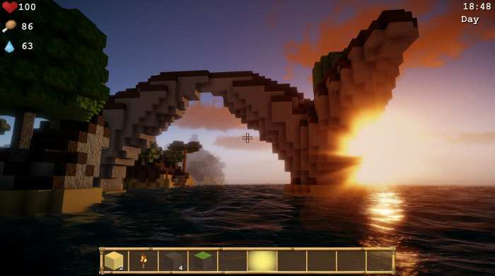 Cube Life Island Survival Game Free Download Torrent