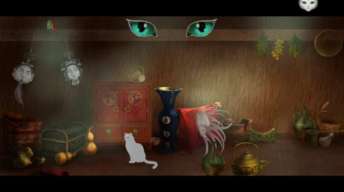 Cat and Ghostly Road Game Free Download Torrent