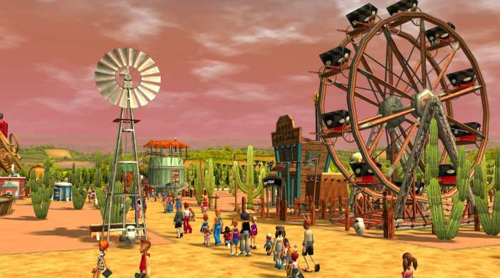 RollerCoaster Tycoon 3 Complete Edition Game Free Download Torrent
