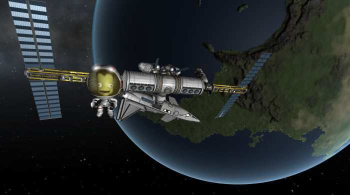 Kerbal Space Program Game Free Download Torrent