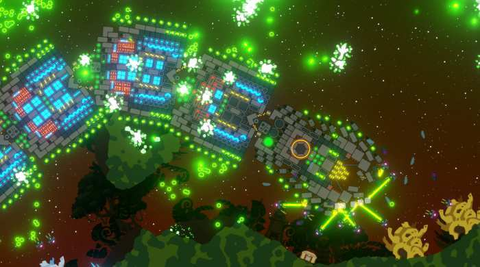 Nimbatus The Space Drone Constructor Game Free Download Torrent