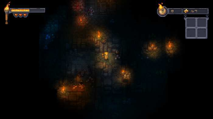 Courier of the Crypts Game Free Download Torrent