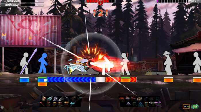 One Finger Death Punch 2 Game Free Download Torrent