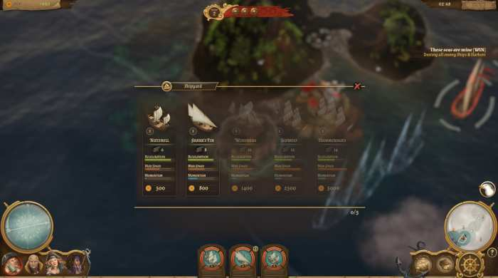 Of Ships and Scoundrels Game Free Download Torrent