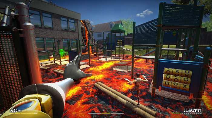 Hot Lava Game Free Download Torrent