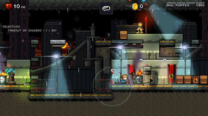 Gunslugs 3 Rogue Tactics Game Free Download Torrent