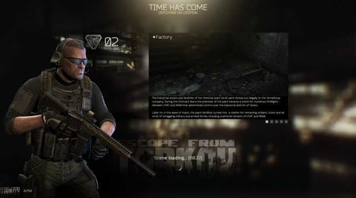 Escape from Tarkov Game Free Download Torrent