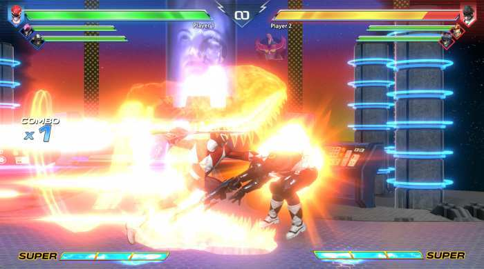 Power Rangers Battle for the Grid Game Free Download Torrent
