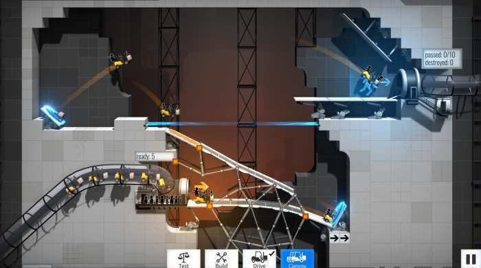 Bridge Constructor Portal Game Free Download Torrent