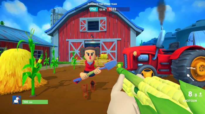 Shotgun Farmers Game Free Download Torrent