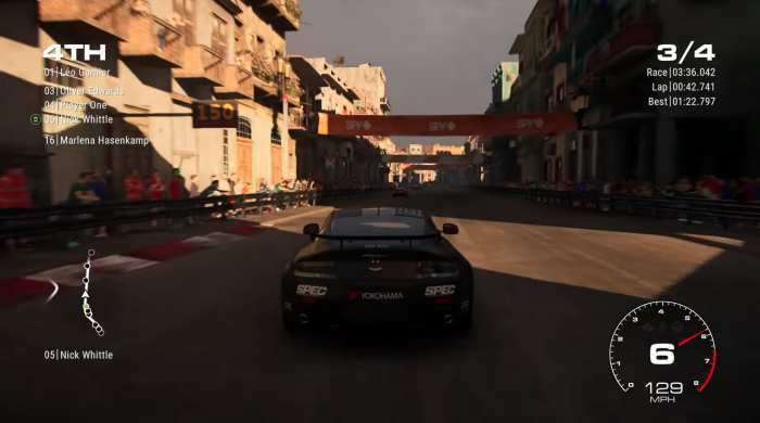 GRID Hot Hatch Showdown Game Free Download Torrent