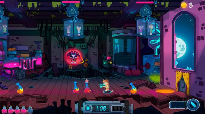 Max and the Book of Chaos Game Free Download Torrent