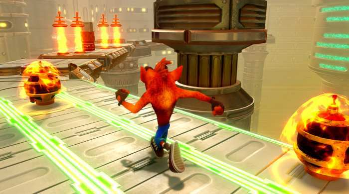 Crash Bandicoot N. Sane Trilogy Game Free Download Torrent