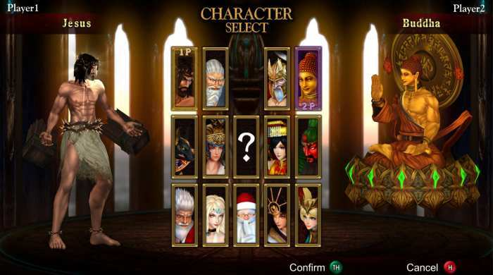 Fight of Gods Game Free Download Torrent
