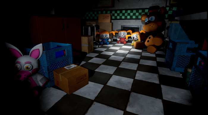 Five Nights at Freddys Help Wanted Game Free Download Torrent