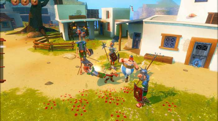 Asterix and Obelix XXL Romastered Game Free Download Torrent