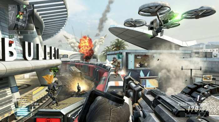 Call of Duty Black Ops 2 torrent download +36 DLC + MP-bots