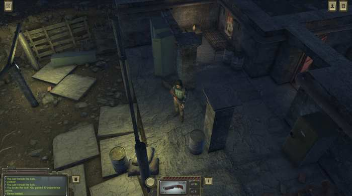 ATOM RPG Post-apocalyptic indie game Game Free Download Torrent