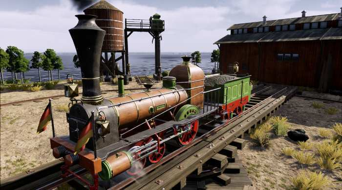 Railway Empire Germany Game Free Download Torrent