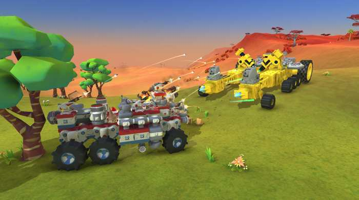 TerraTech Game Free Download Torrent