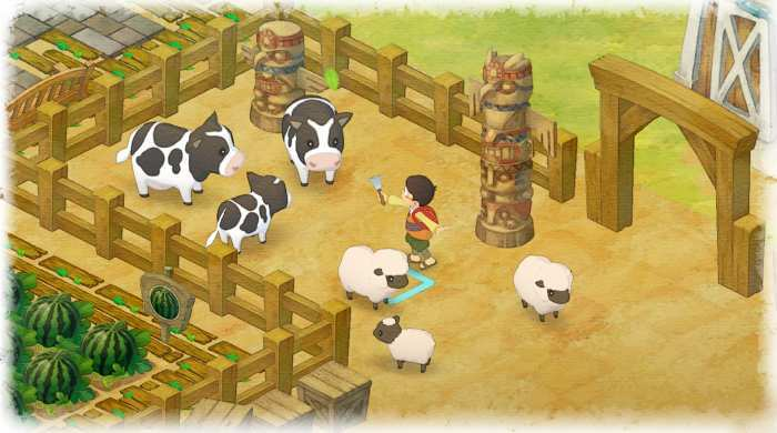Doraemon Story of Seasons Game Free Download Torrent