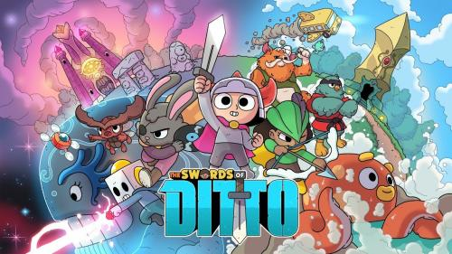 The Swords of Ditto Game Free Download Torrent